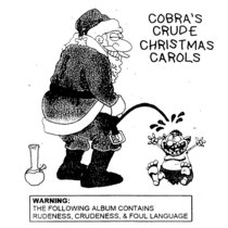 Cobra's Crude Christmas Carols cover art