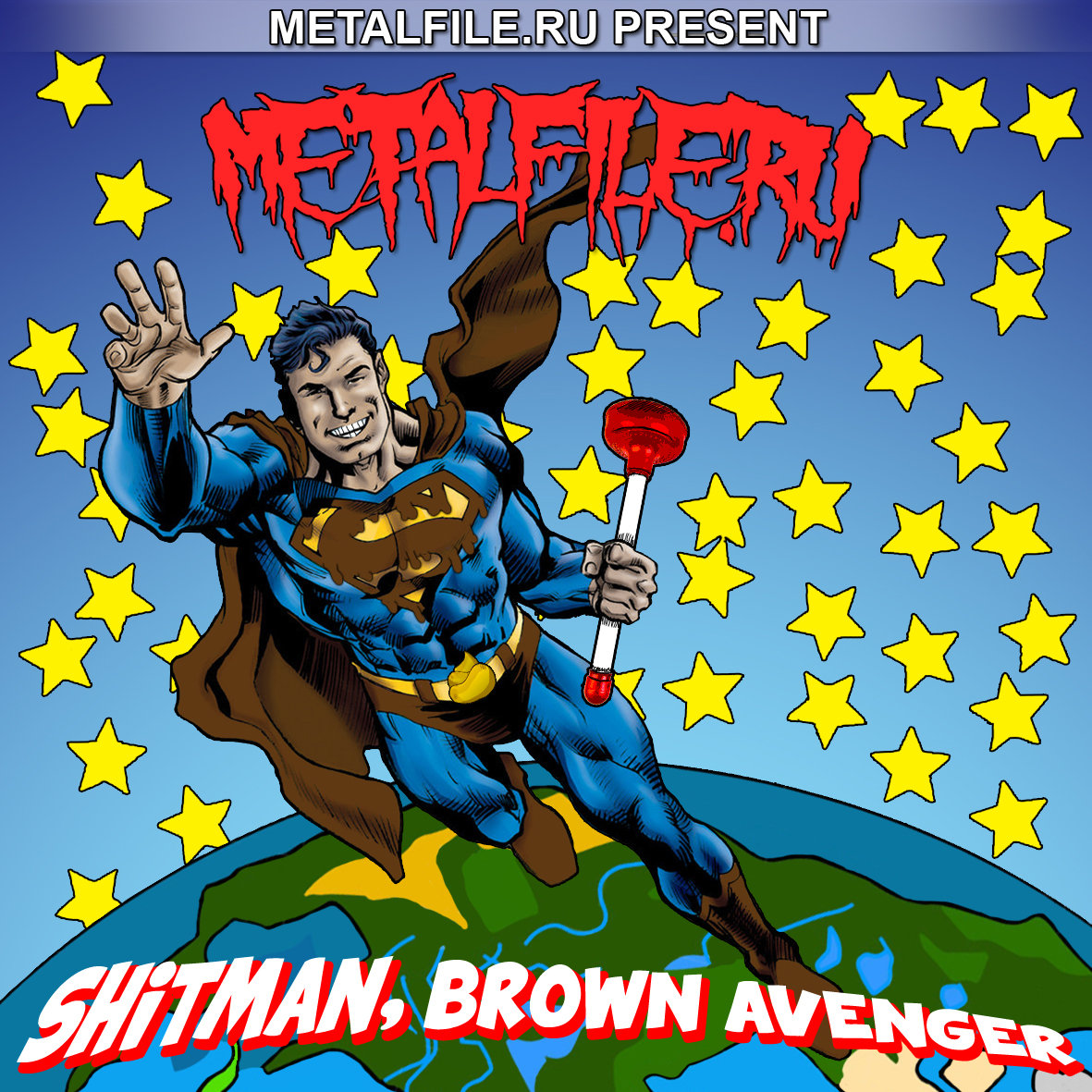 From Shitman Brown Avenger By Metalfile Ru V A