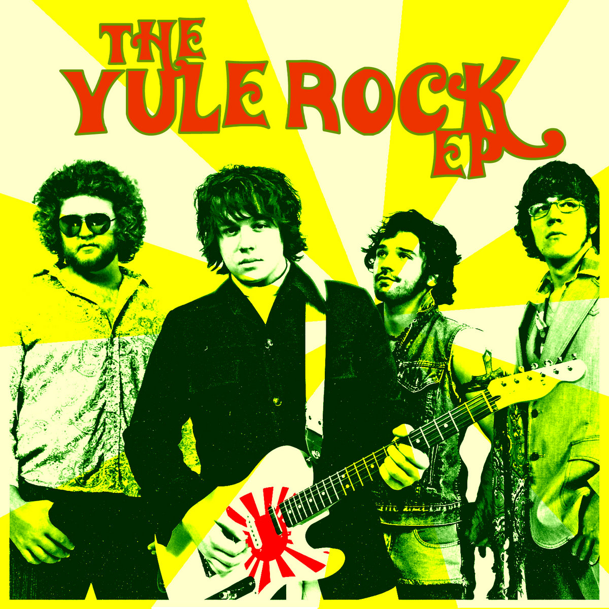 christmas is the time to say i love you from the yule rock ep by luzer - Christmas Is The Time To Say I Love You