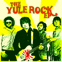 The Yule Rock EP cover art