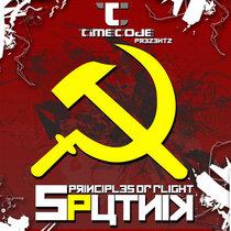 Sputnik EP (Timecode Records) cover art