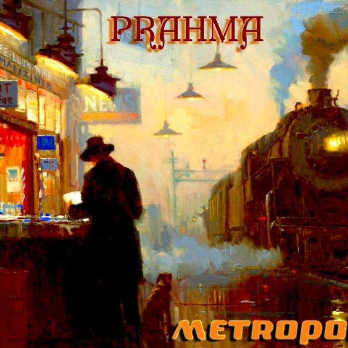 METROPOLIS cover art
