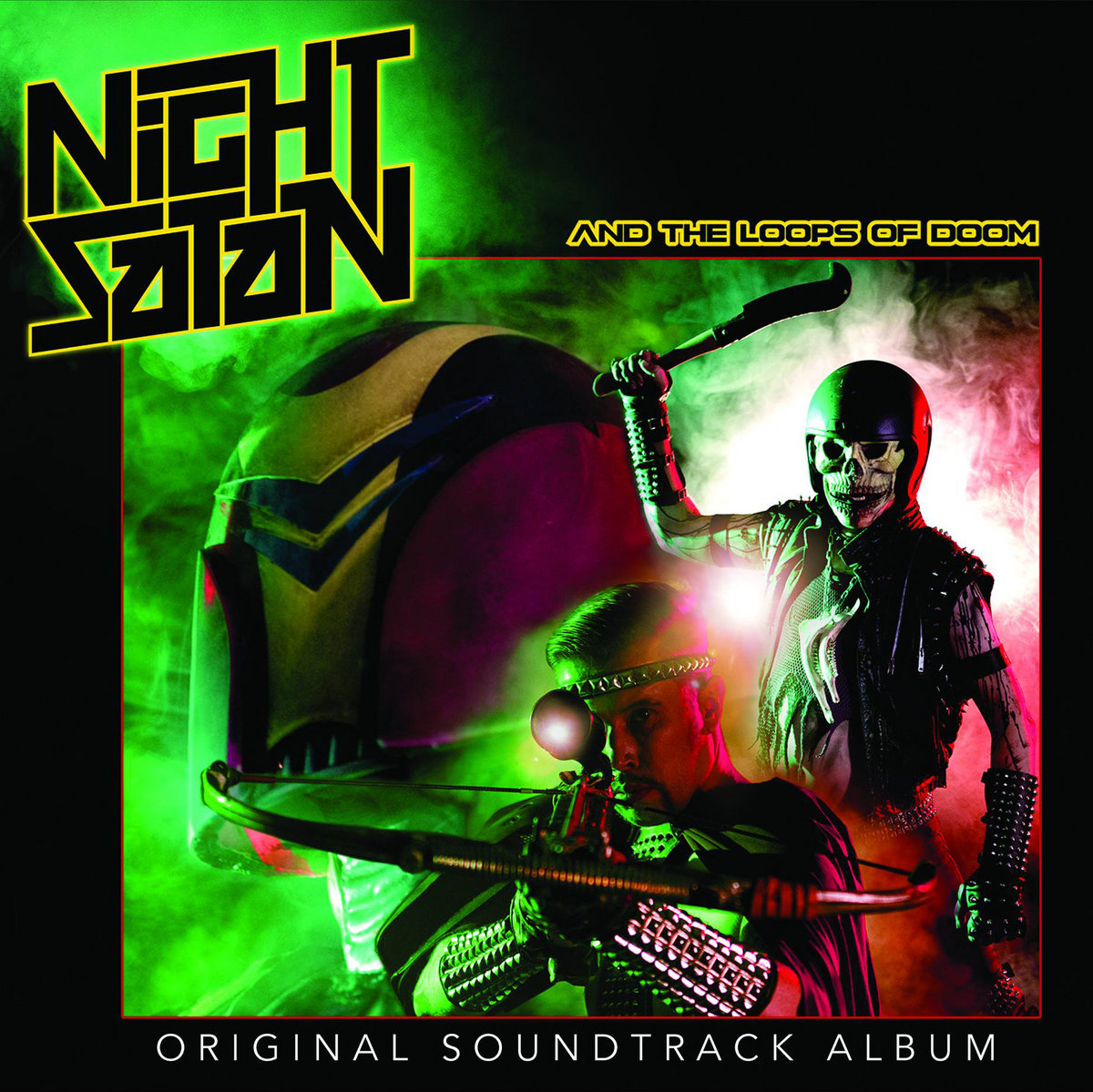 Nightsatan and the Loops of Doom | Nightsatan