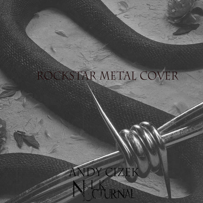 Post Malone - Rockstar (Nik Nocturnal and Andy Cizek Djent Cover) - Single (2017)