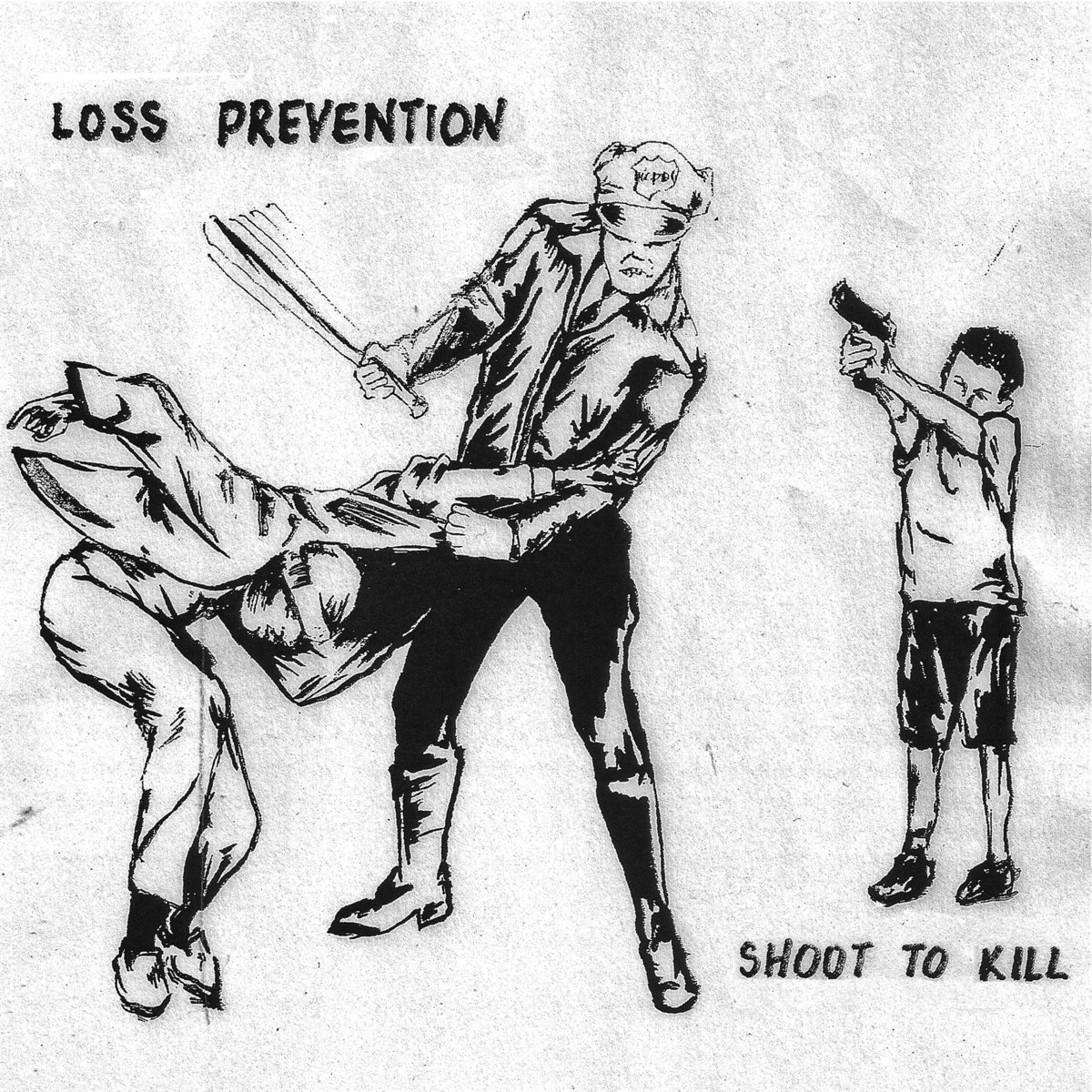 Blind Eyes Loss Prevention 11 Pm Records