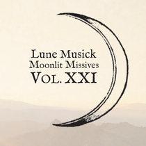 Moonlit Missive #21 cover art