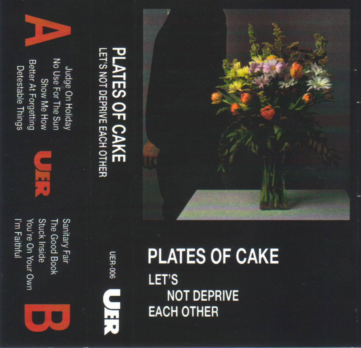 By Plates Of Cake
