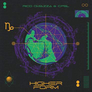 Higher Form - Rico Casazza & CPSL - DMC010 main photo