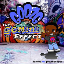 The Gemini Effect According to GodzG (EP) cover art