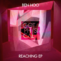 Reaching EP cover art