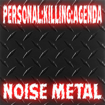NOISE METAL EP cover art