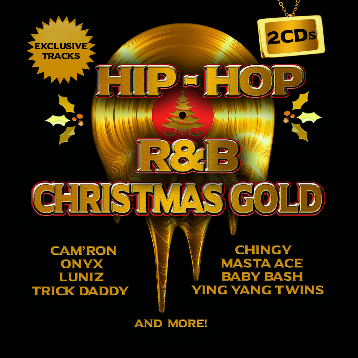 hip hop rb christmas gold - Best Rb Christmas Songs