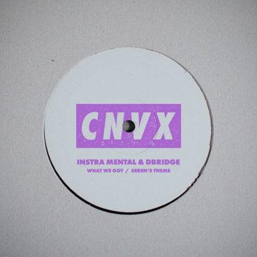 CNVX022 - What We Got / Seren's Theme main photo
