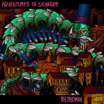Retroman cover art