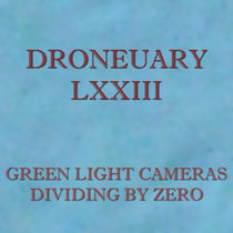 Droneuary LXXIII - Dividing By Zero cover art
