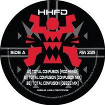 Total Confusion 2018 Remixes cover art