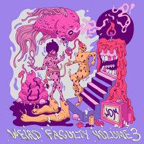 Weird Faculty Vol 3 cover art
