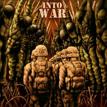 Into War E.P. cover art