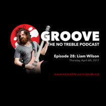Groove – Episode #28: Liam Wilson cover art