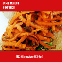 [BR120] : Jamie McHugh - Confusion  [2020 Remastered Edition] cover art
