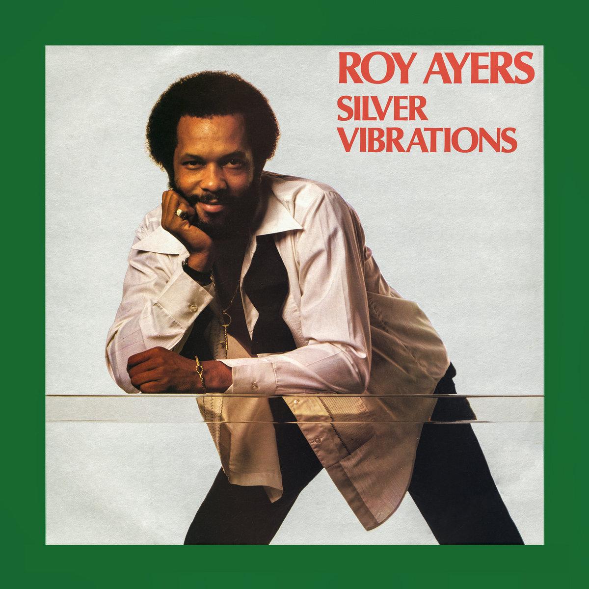 Resultado de imagen de roy ayers silver vibrations