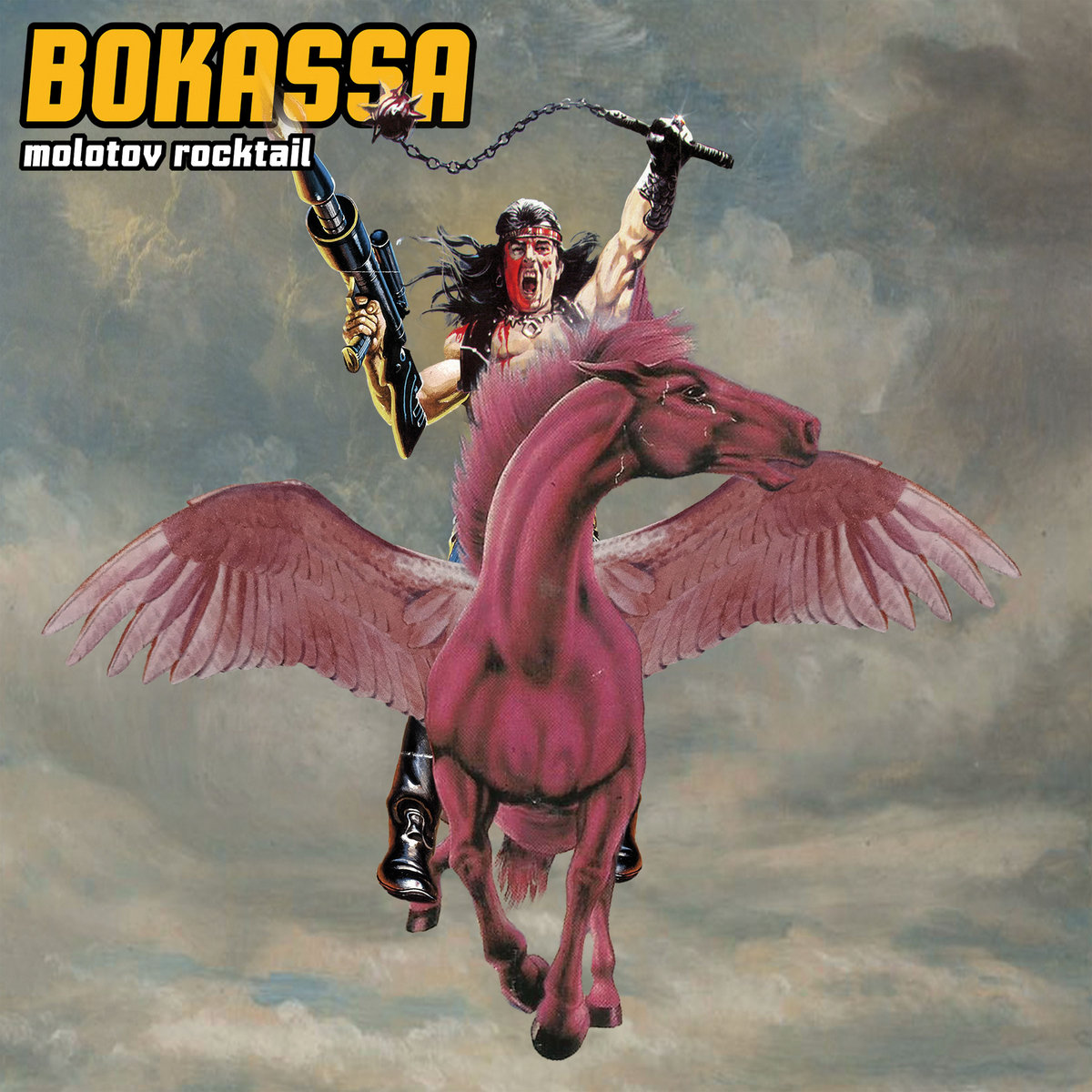 Molotov Rocktail   Bokassa