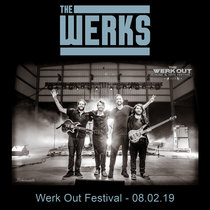 LIVE @ The Werk Out - Legend Valley, OH 08.03.19 cover art