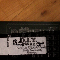 D.I.Y. swag remix EP (presented by 10kilos.us) (Remix EP, 2012) cover art