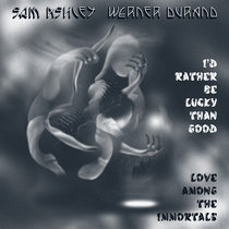 I'd Rather Be Lucky Than Good cover art