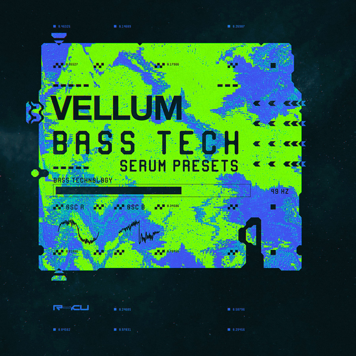 Bass Technology Vol  1 (For Serum) | VELLUM SAMPLE PACKS