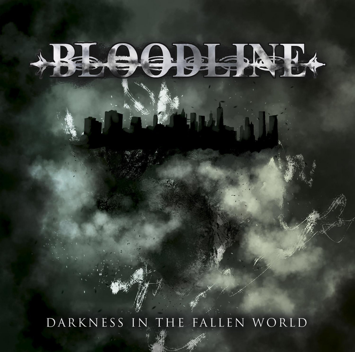 Bloodline - Darkness In The Fallen World (2018)