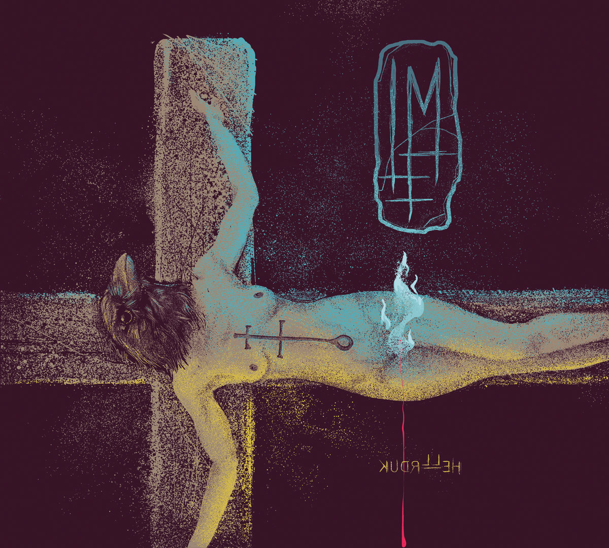 isgherurd morth hellrduk review le scribe du rock