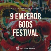 Festival Sounds Nine Emperor Gods Festival Penang Malaysia cover art