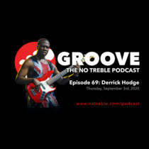 Groove – Episode #69: Derrick Hodge cover art