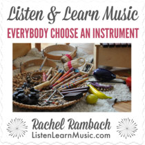 Everybody Choose an Instrument cover art
