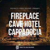 Relaxing Fireplace Sounds Cave Hotel Cappadocia cover art