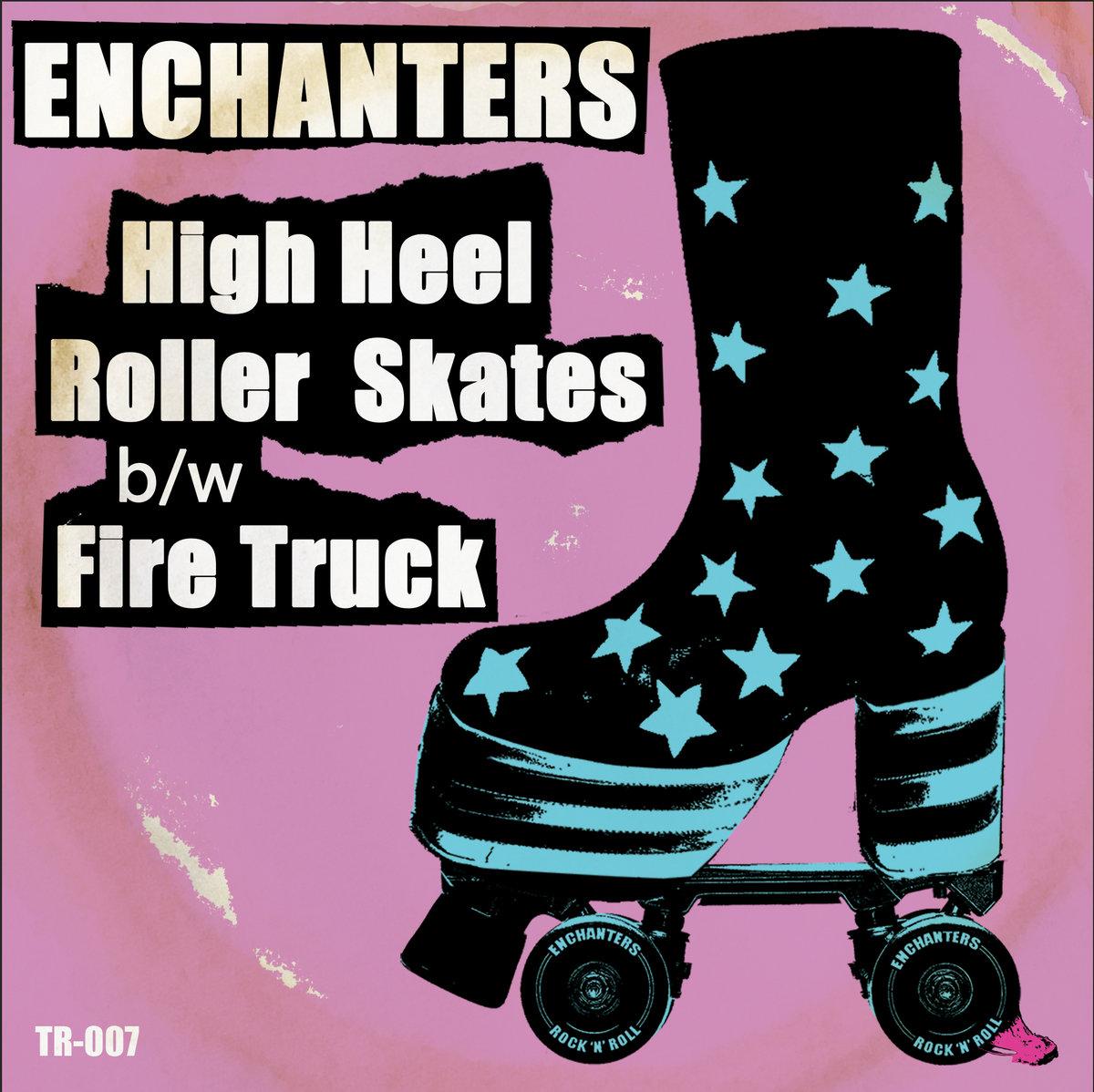 roller skates for heels