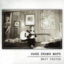Hand Drawn Maps cover art