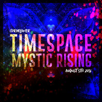 TimeSpace Mystic Rising cover art