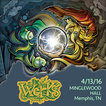 LIVE @ 1884 Lounge at Minglewood Hall - Memphis, TN 4/13/16 cover art