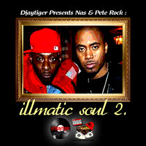 Nas and Pete Rock - illmatic Soul 2 : The Return cover art