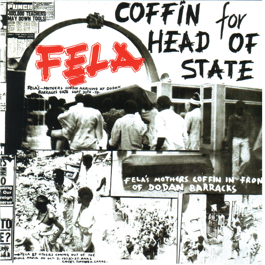 Coffin For Head Of State | Fela Kuti