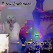 Slow Christmas cover art