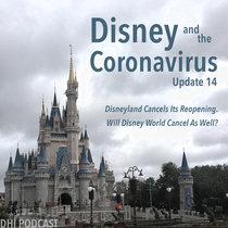 Disney and the Coronavirus - Update 14 cover art
