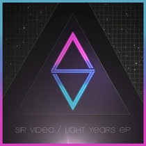 Light Years EP cover art
