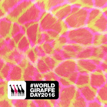 #WorldGiraffeDay 2016 cover art