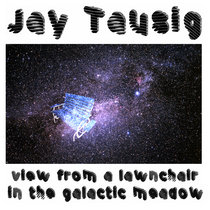 View From A Lawnchair In The Galactic Meadow cover art
