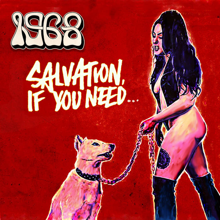 """1968's """"Salvation, If You Need..."""" Album Cover"""