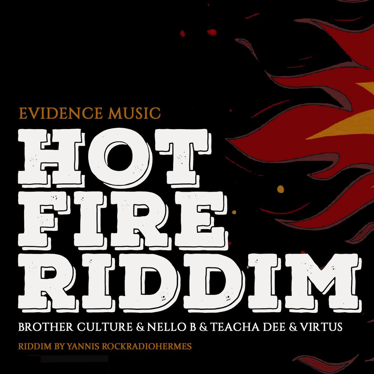 Hot Fire Riddim - Instrumental | Evidence Music