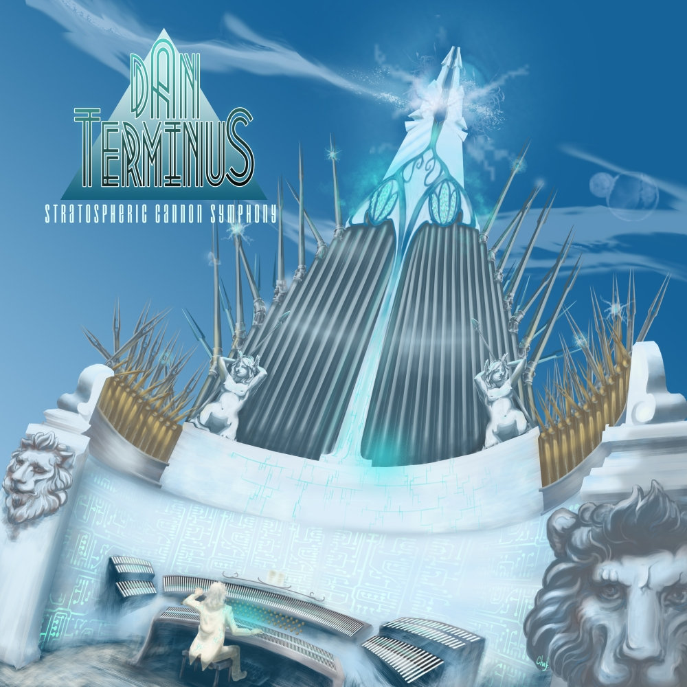 Stratospheric Cannon Symphony | DAN TERMINUS
